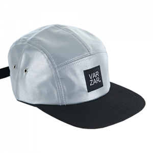 3M reflecting camp cap silver/black