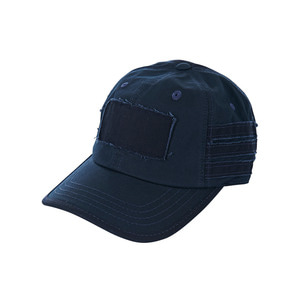 Bio washing ballcap navy